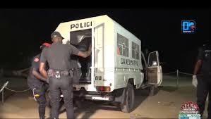 TOUBA - La police et la gendarmerie en mode sécurisation...