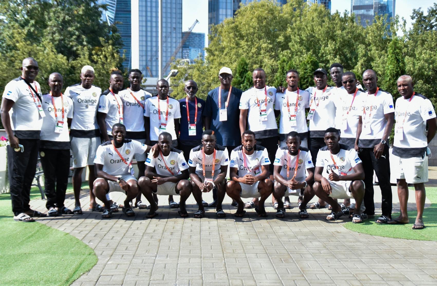 Beach Soccer / Augustin Senghor suite à la qualification des Lions en demi-finale : «Il faut maintenant ramener la Coupe…»