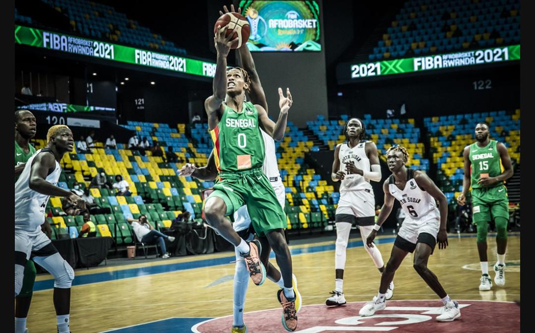 Afrobasket masculin 2021 : Les Lions enchaînent face au Soudan Sud dominé 104 à 75 !