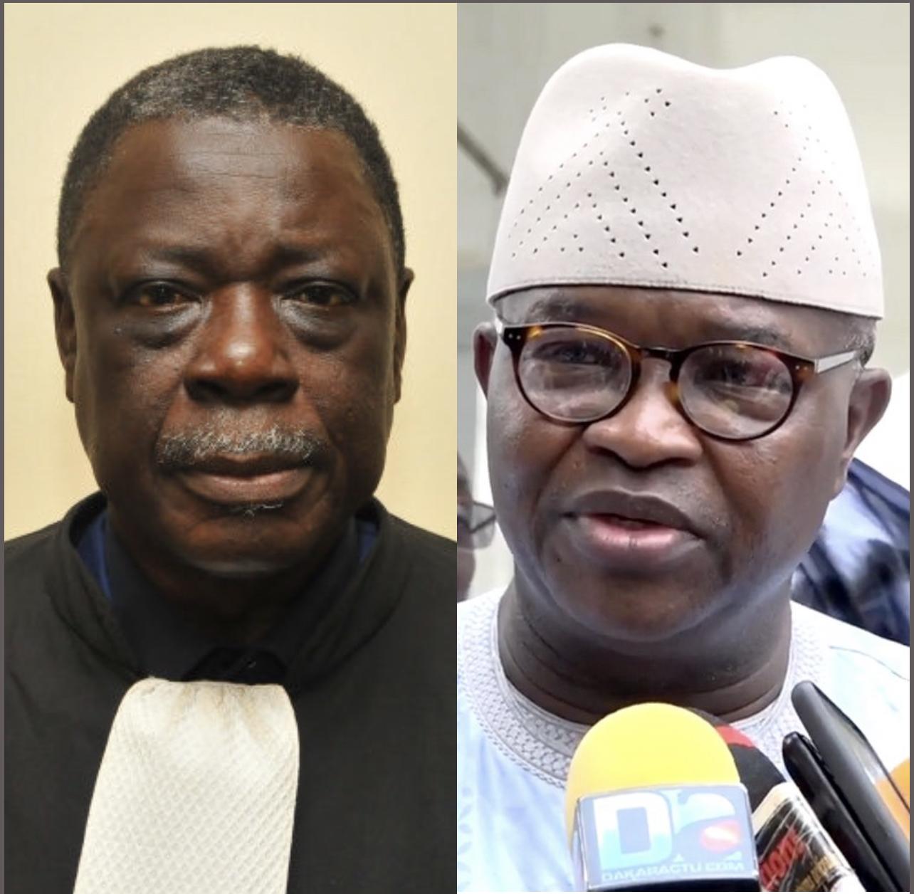 Décès de Alioune Badara Cissé :  Me Ousmane Sèye rend hommage à son « ancien stagiaire ».