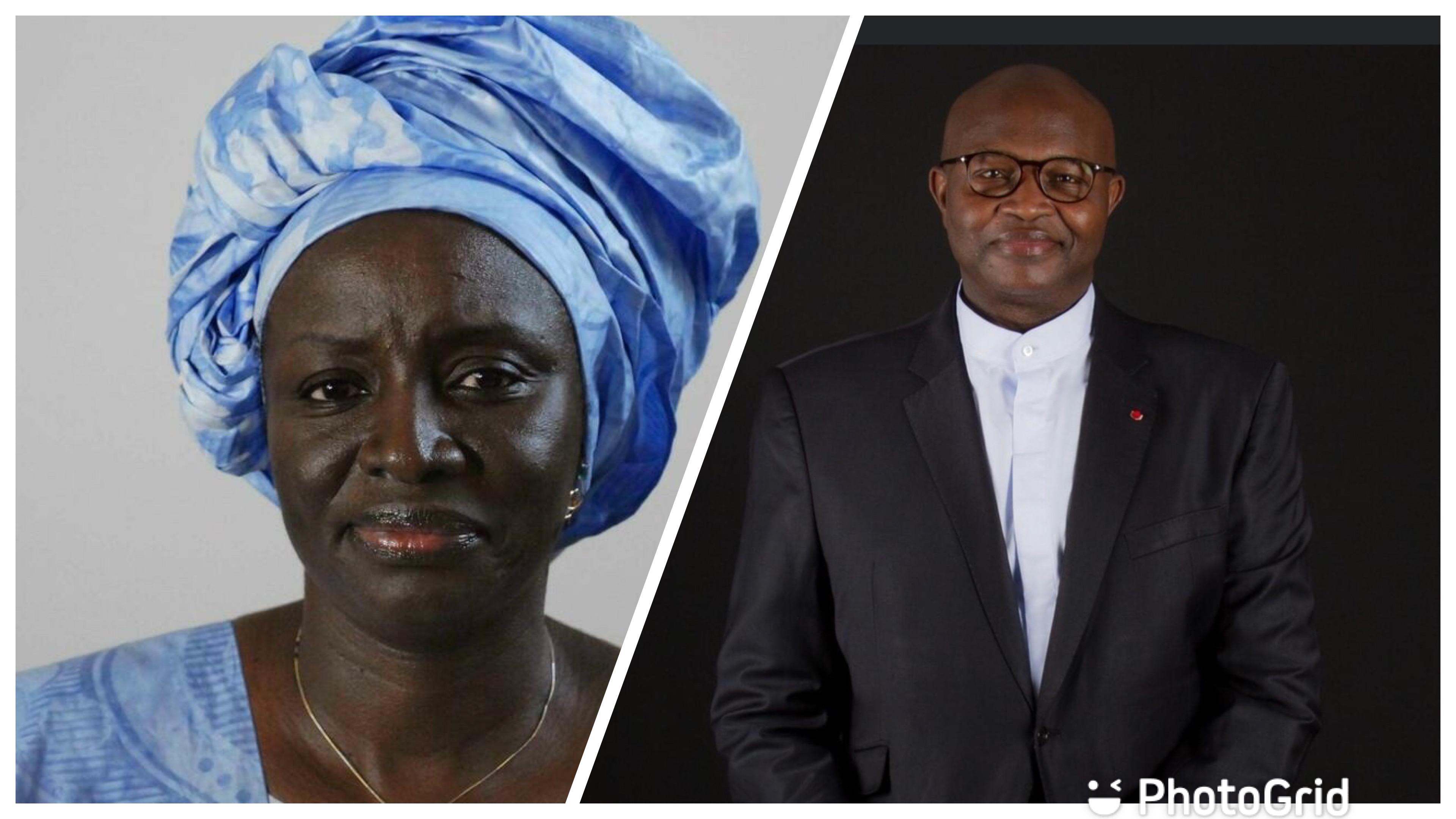 """Aminata Touré sur Me Alioune Badara Cissé : """"C'est le patriote, un homme de bien très courageux dans ses positions"""""""