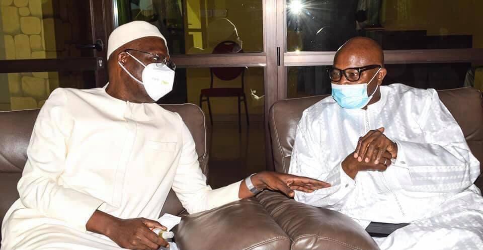 Khalifa Sall : « Alioune Badara Cissé a, durant toute sa vie, accompagné les luttes démocratiques en homme de dignité et d'honneur »