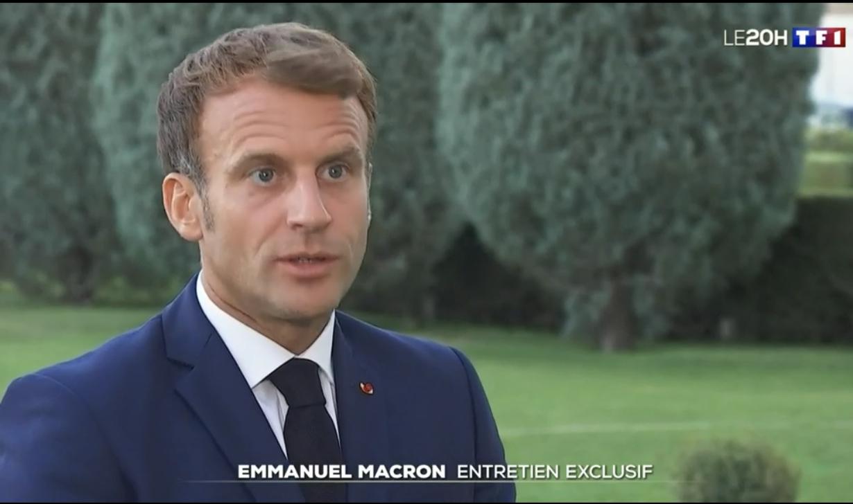 Emmanuel Macron : « La France reste engagée au Sahel toujours à la demande et à la souveraineté des États »