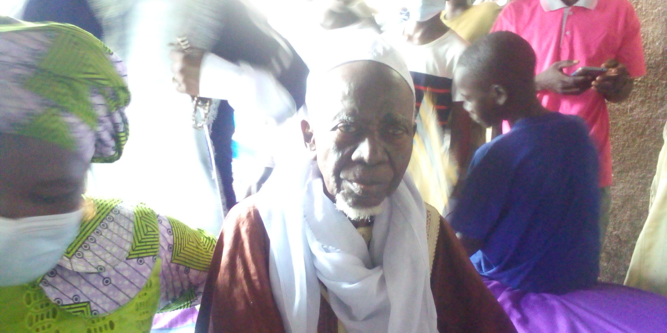KOLDA : à la découverte de Thierno Amadou Baldé (118 ans), Khalife de Missira Koutayel…