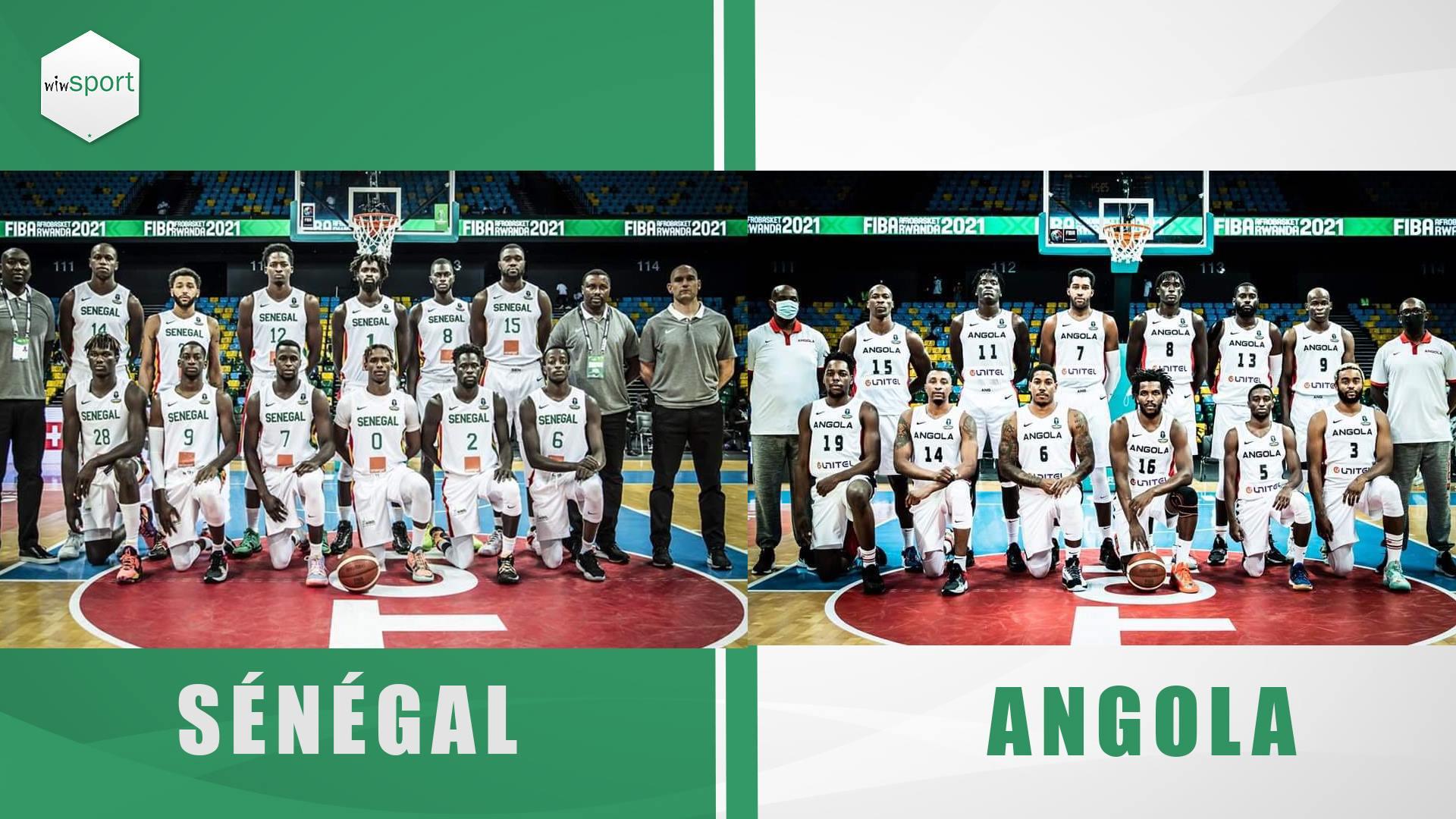 Afrobasket masculin 2021 : L'heure des retrouvailles entre Lions et Palancas Negras, en quart, comme en 2017...