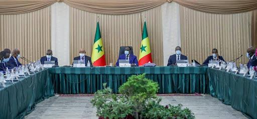 Gouvernement du Sénégal : reprise du conseil des ministres demain 1er septembre.