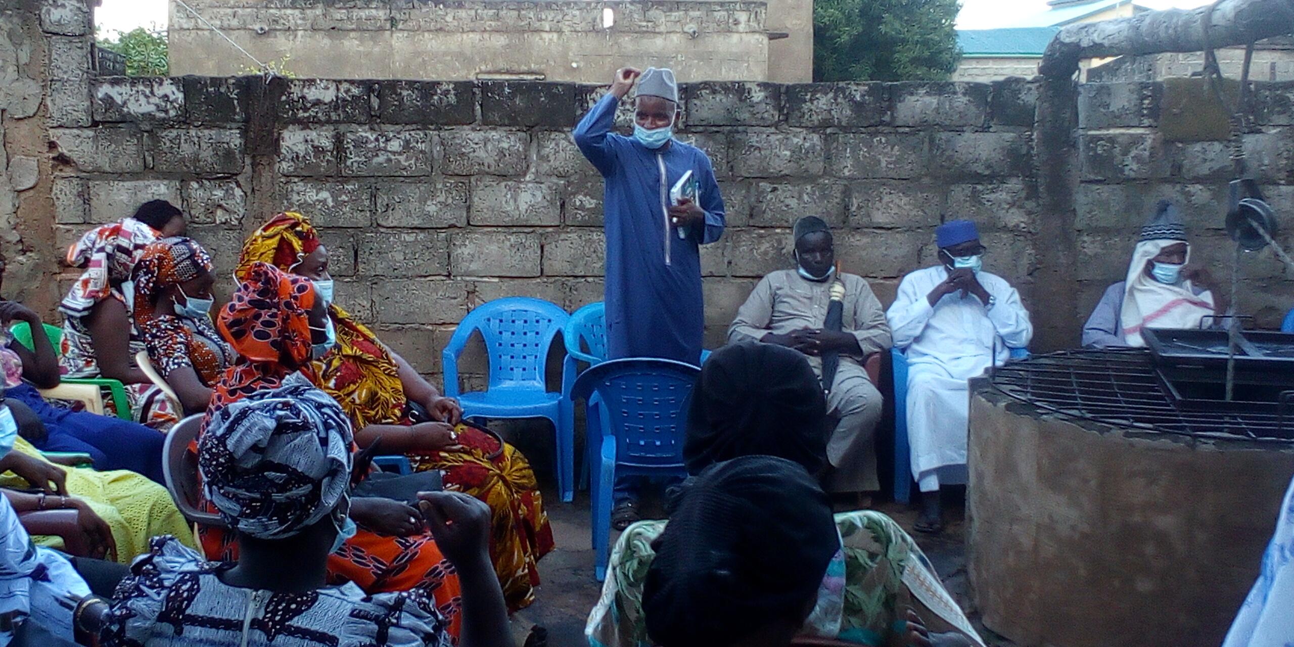 Locales à Kolda / Abdourahmane Diao (conseiller municipal Apr) : « nous déplorons qu'on demande le certificat de nationalité à ceux… notre objectif…300 électeurs… »