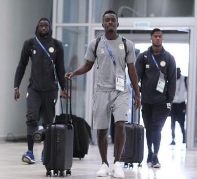 Congo – Sénégal : Les Lions quittent Dakar ce dimanche, direction Brazzaville…