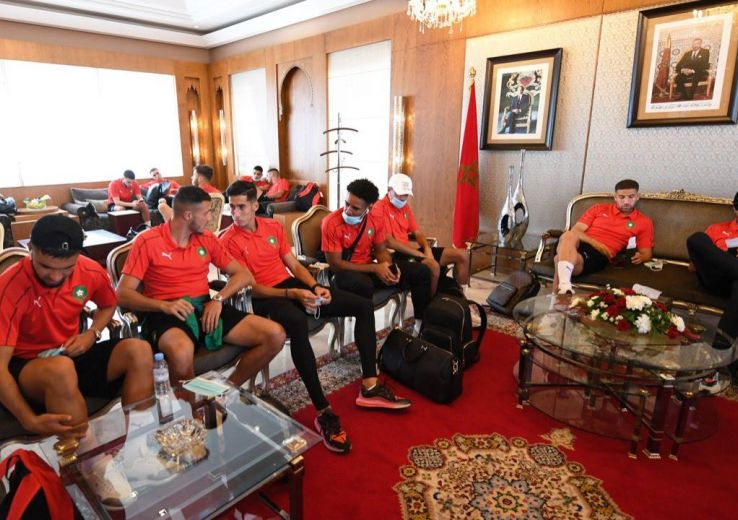Éliminatoires Coupe du monde 2022 : Le match Guinée-Maroc reporté, les visiteurs confinés dans leur hôtel...