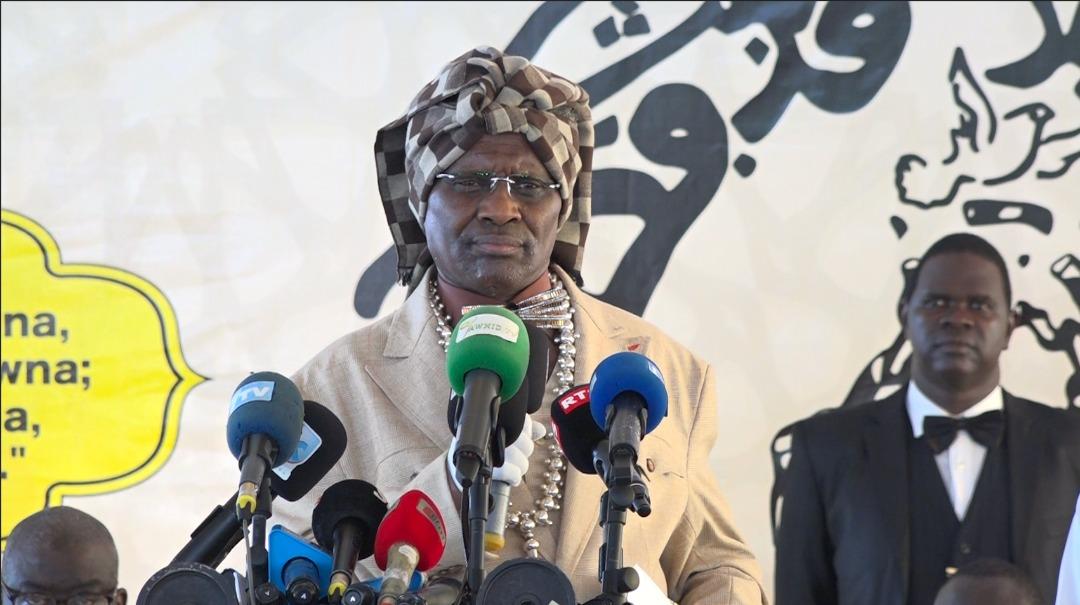 « Détracteurs de la Mouridiya » : Serigne Modou Kara s'érige en « rempart infranchissable »