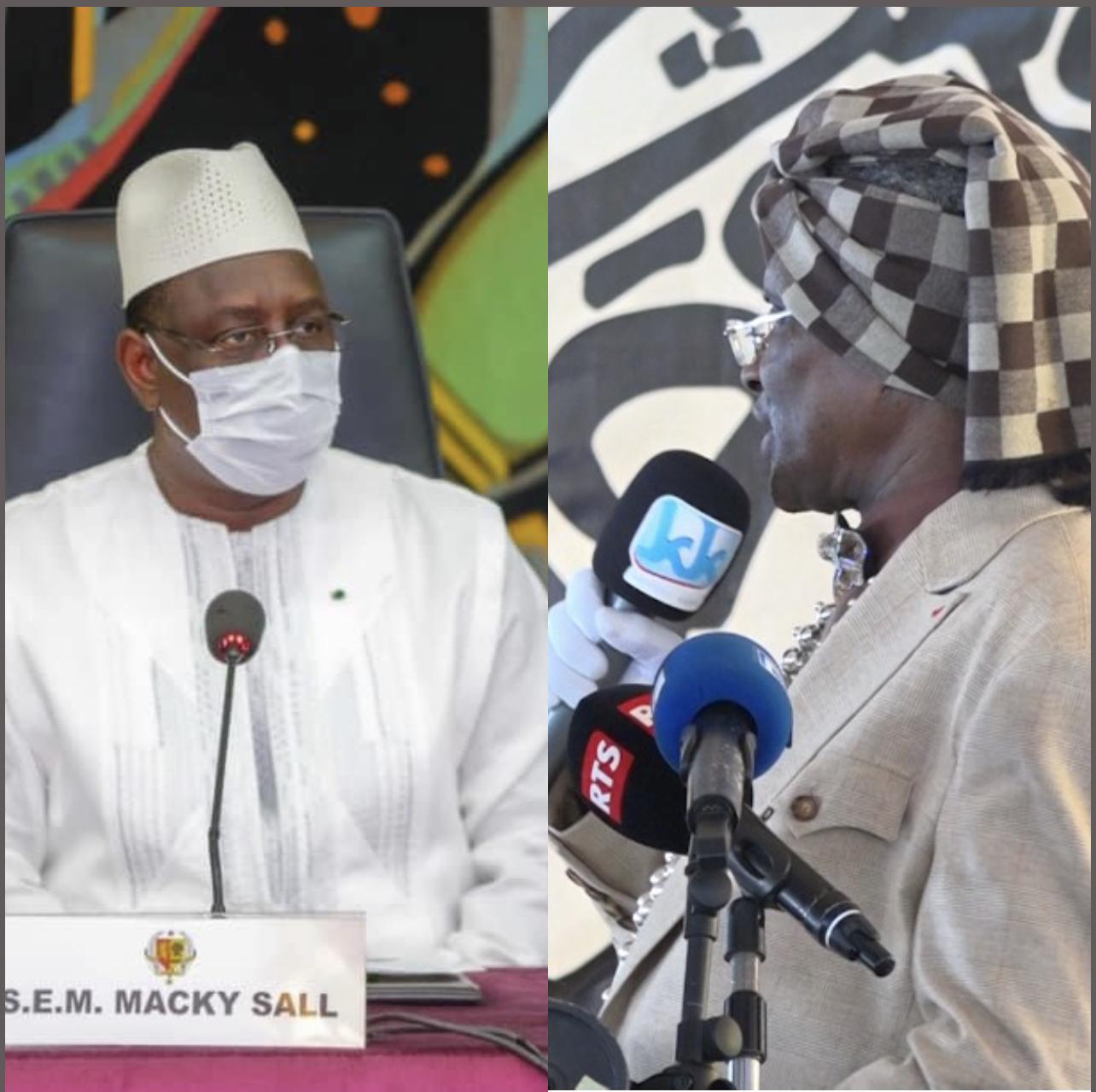 Serigne Modou Kara : « Le PVD et Diwanou Bamba Fepp ont pris l'engagement de soutenir le président Macky Sall »