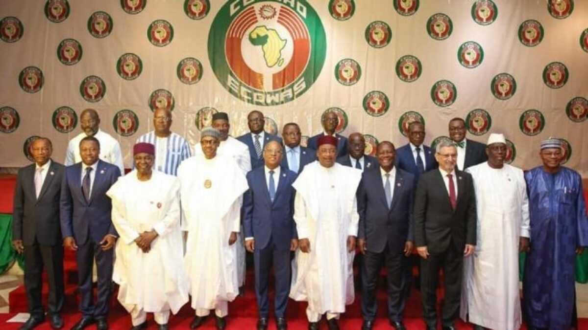 Coup d'État en Guinée : La CEDEAO réaffirme sa désapprobation de tout changement politique anticonstitutionnel