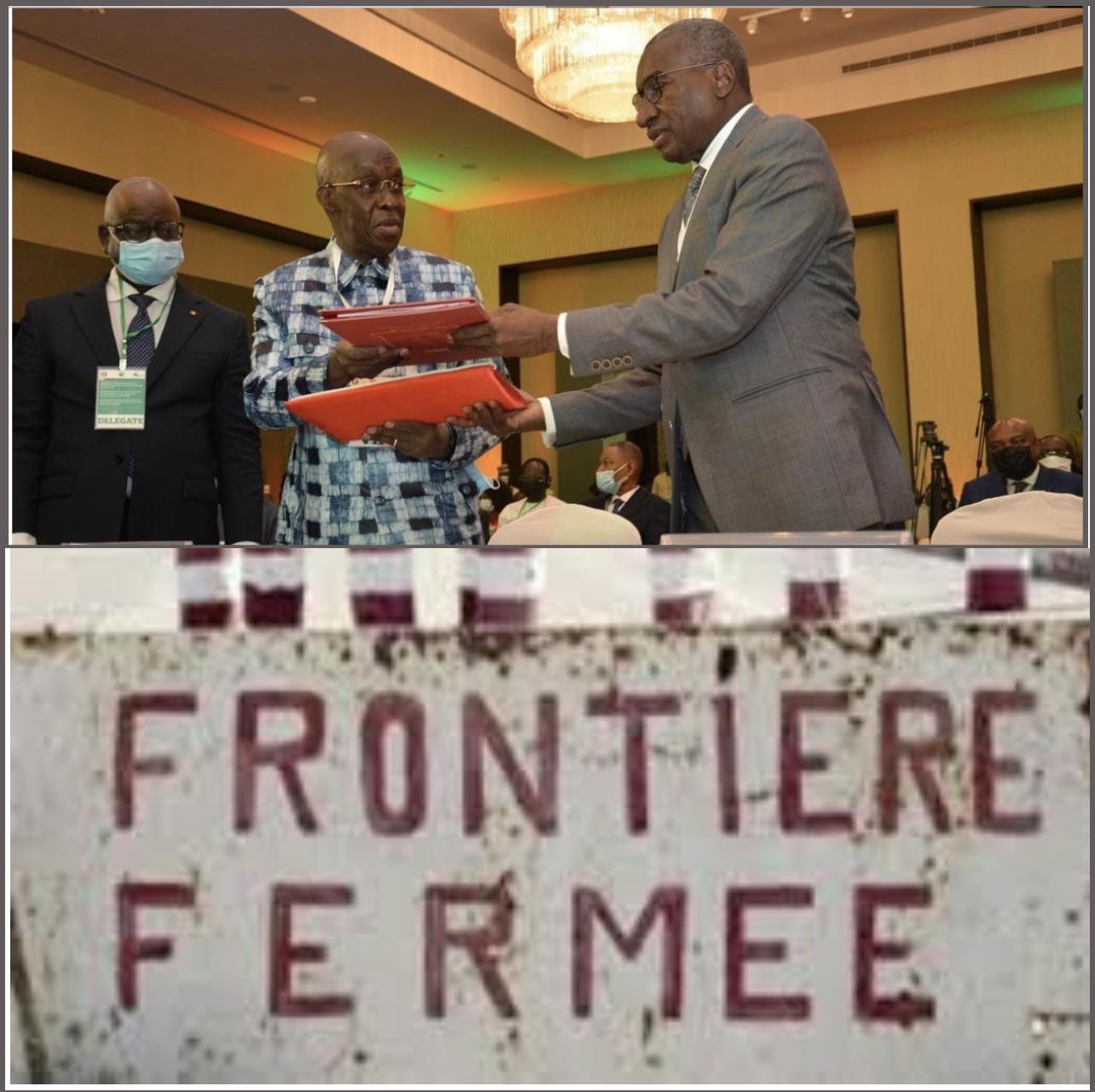 Coup d'État contre Condé : que deviendront les accords pour la réouverture des frontières avec le Sénégal ?