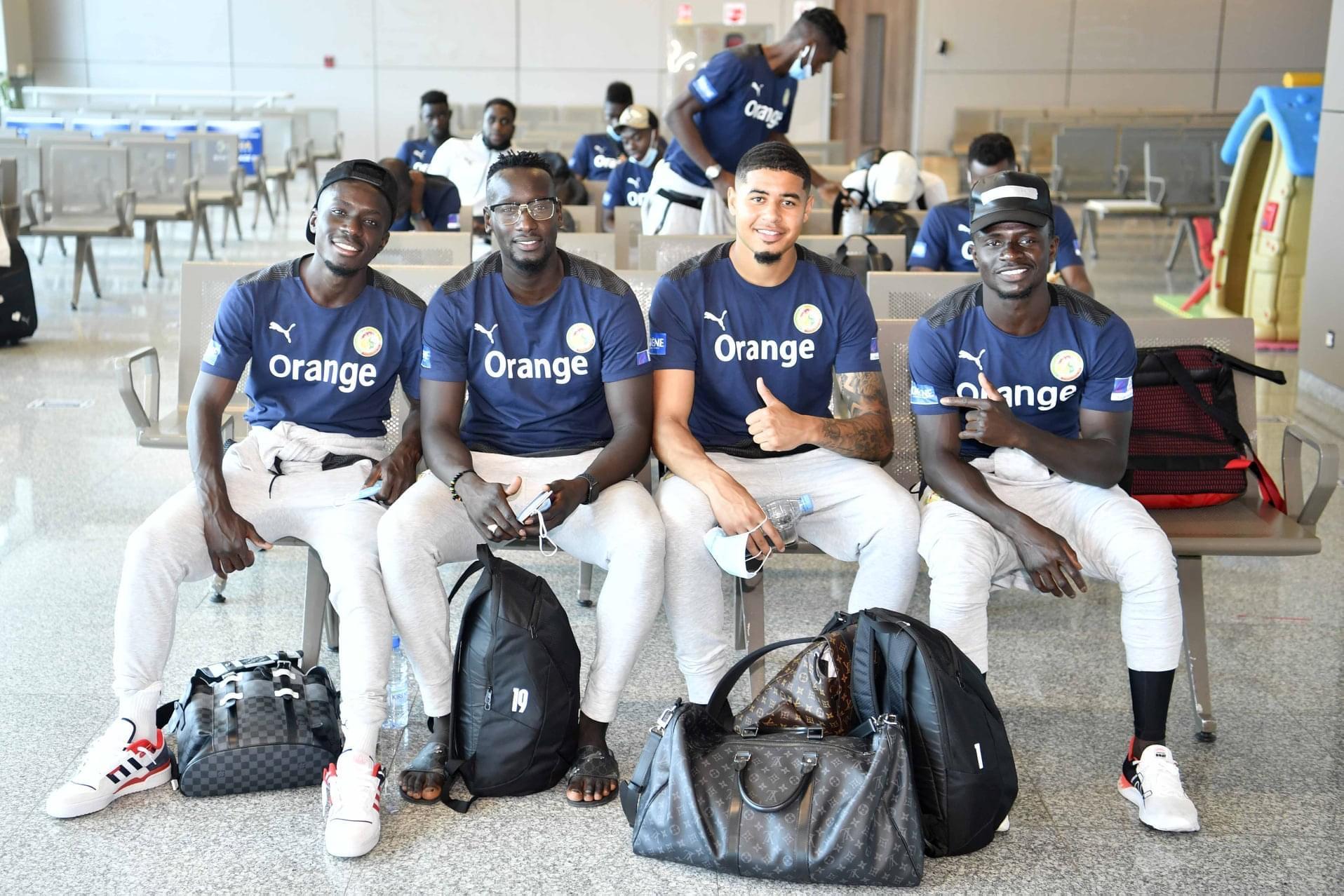Équipe nationale : La délégation sénégalaise déjà présente au Congo Brazza, une seule séance d'entraînement au menu des Lions…