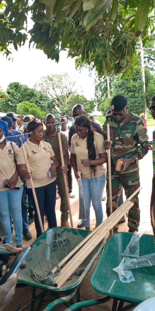 Déforestation de la Casamance : Le président du Conseil départemental de Bignona lance la campagne de reboisement