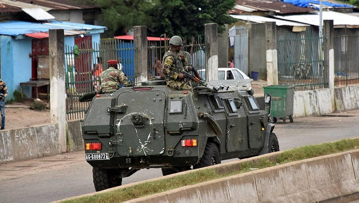 Guinée : désinstallation des PA (Postes armées) dans les rues de Conakry