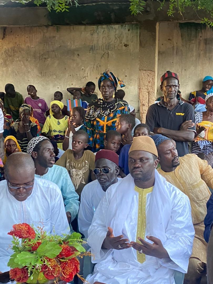 Élections locales à Thiaré : «Consensus autour de Bamba Mbodj, Responsable APR» (Alliés)