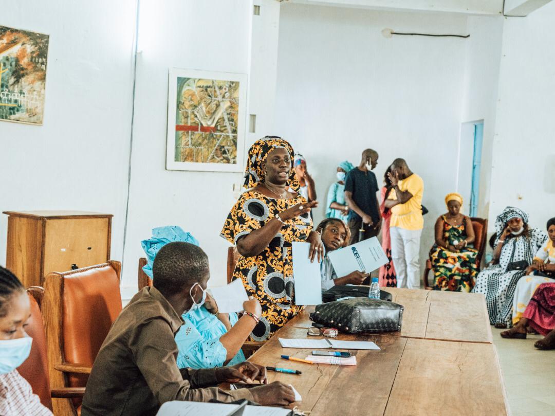 La DER/FJ déploie le Nano-crédit en Casamance