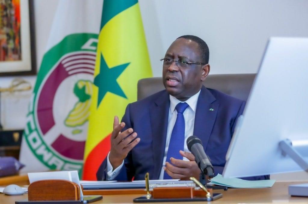 Coup d'état en Guinée : La ferme position du Président Macky Sall.