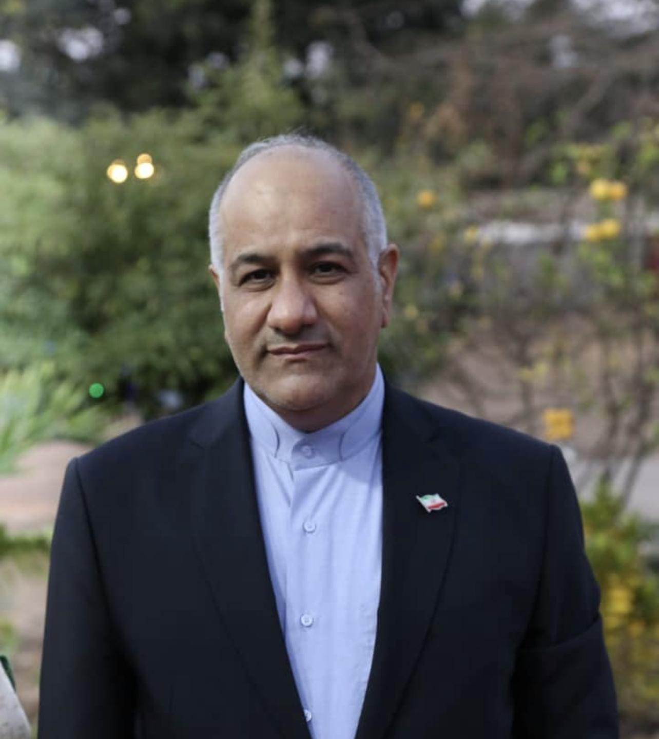 Mohammad Reza Dehshiri, ambassadeur de l'Iran au Sénégal : « La présence américaine en Afghanistan n'avait rien à voir avec les événements du 11 septembre »