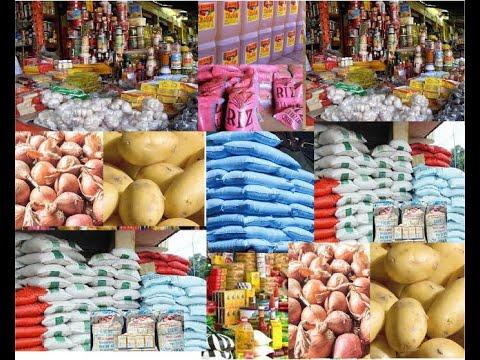 Régulation des marchés, Politique de stockage : focus sur les stratégies de lutte contre l'inflation des prix des denrées alimentaires.