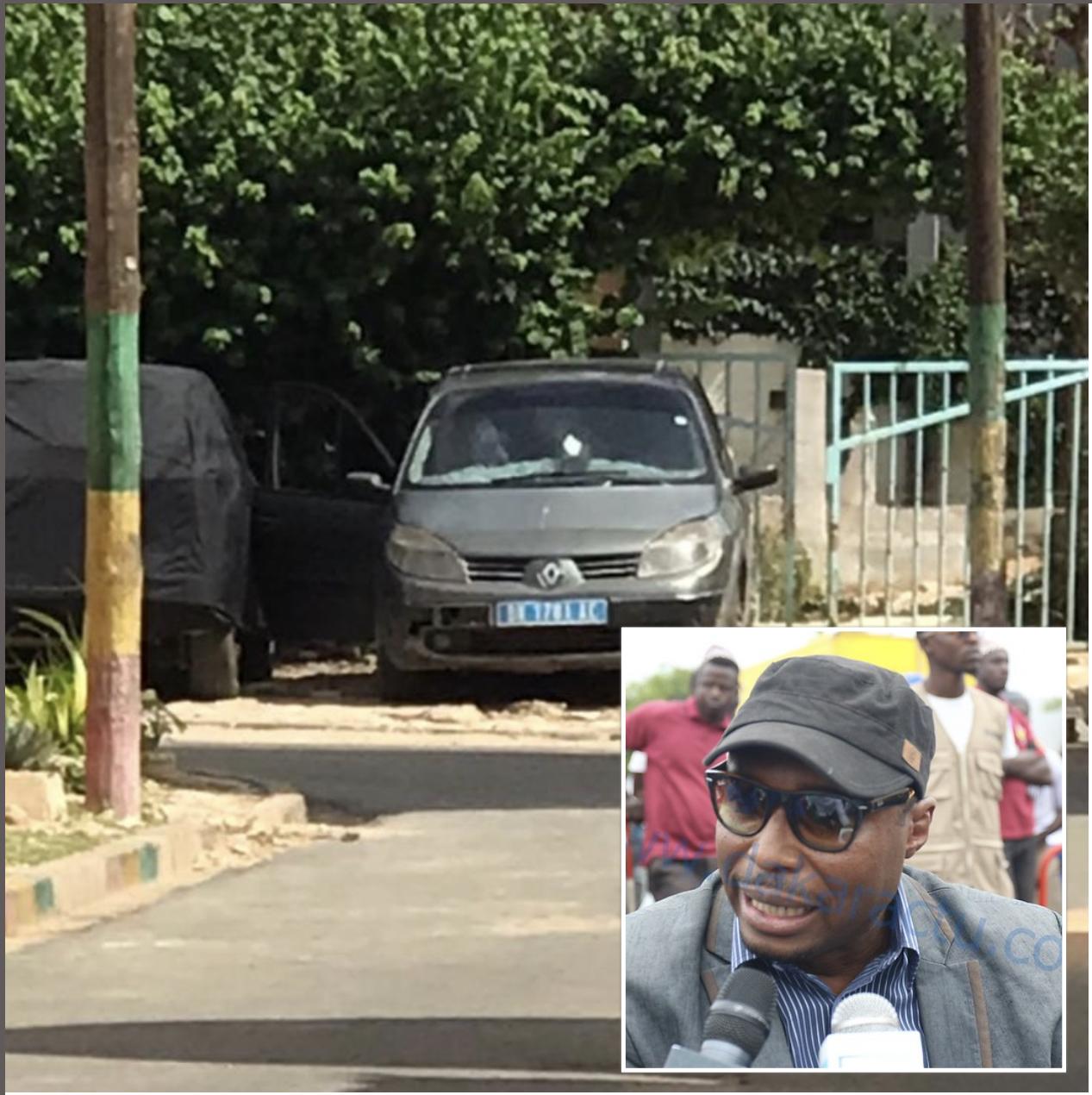 Baobabs : «Des éléments de la DST aperçus devant le domicile du maire Barthélémy Dias et autour de son champ» (Pape Konaré, Chargé de com…)