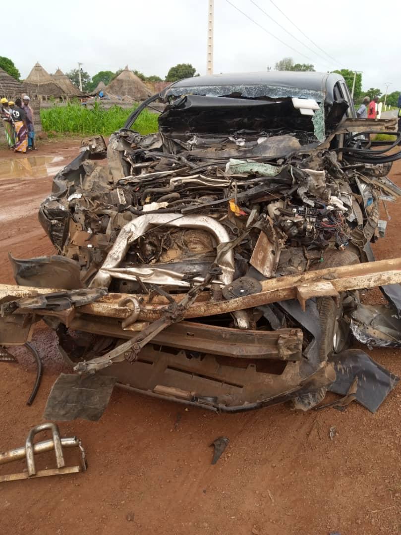 Tamba / Accident de Guirassy : «Il est conscient, il parle, mais il est émotionnellement atteint» (Bandian Diébakhaté, conseiller Municipal/Kédougou)