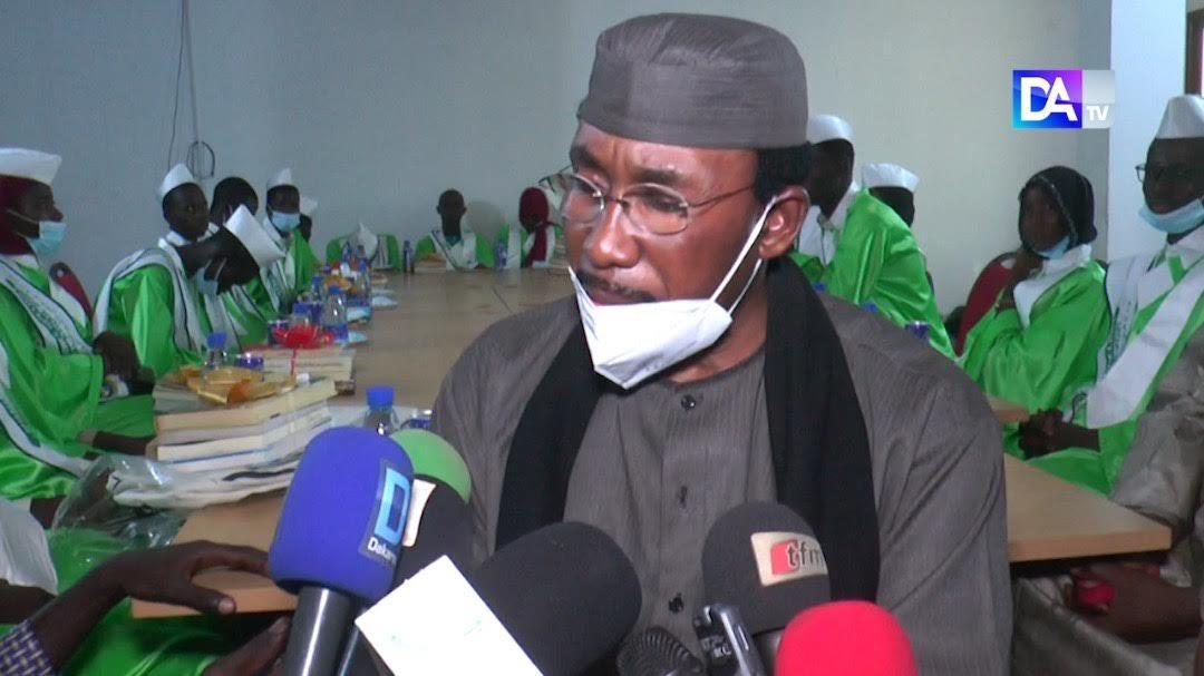 Serigne Mame Mor Mbacké : «  J'invite les jeunes de ce pays à acquérir le maximum de savoir utile et à être davantage endurants »
