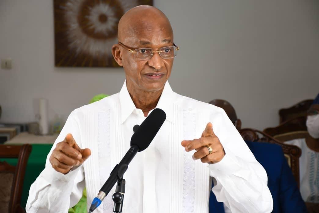 Cellou Dalein Diallo sur les concertations en Guinée : « À ce stade, je ne peux qu'exprimer ma disponibilité à apporter ma contribution (…) Il faut cependant voir les actions à mener pour aller vers des élections transparentes »