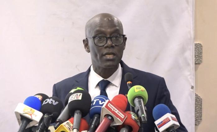 Coalitions de l'opposition : Thierno Alassane Sall  pas signataire!