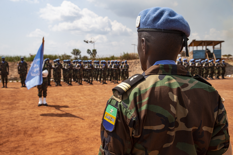Centrafrique-  retrait de 450 Casques bleus gabonais après un scandale d'abus et d'exploitation sexuel qui éclabousse le contingent