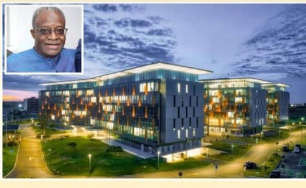 Diamniadio : la sphère ministérielle « SPHEREX » portera le nom désormais de Habib Thiam