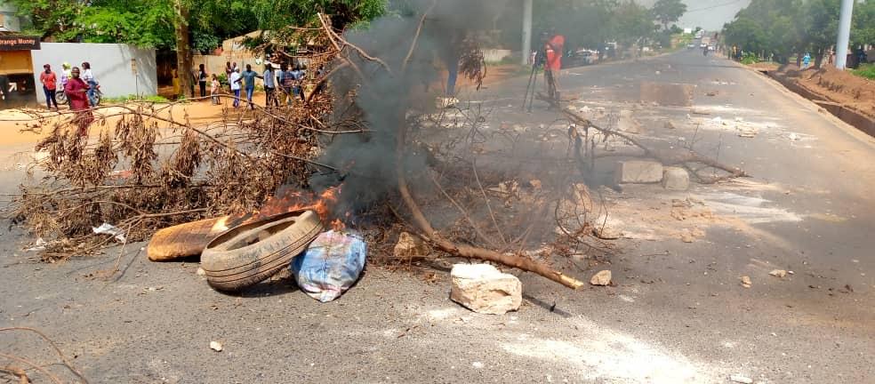 Déclassification de la forêt de Diass au profit de l'Apix : Les populations battent le macadam et donnent un ultimatum.