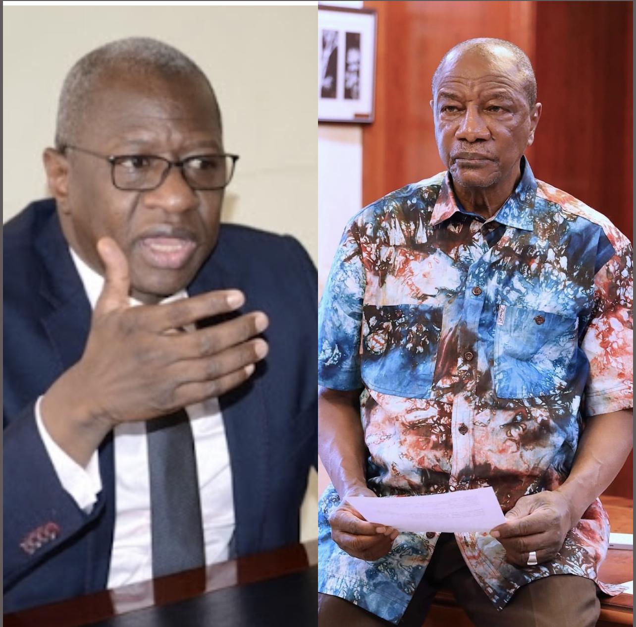 Me Mamadou Ismaïla Konaté à Alpha Condé : « Êtes-vous devenu celui qui mènera la Guinée vers l'abîme ? »