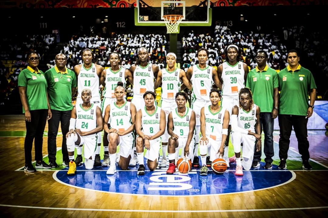 Afrobasket féminin 2021 : Le tournoi démarre ce samedi, les Lionnes ouvrent le bal contre la Guinée...