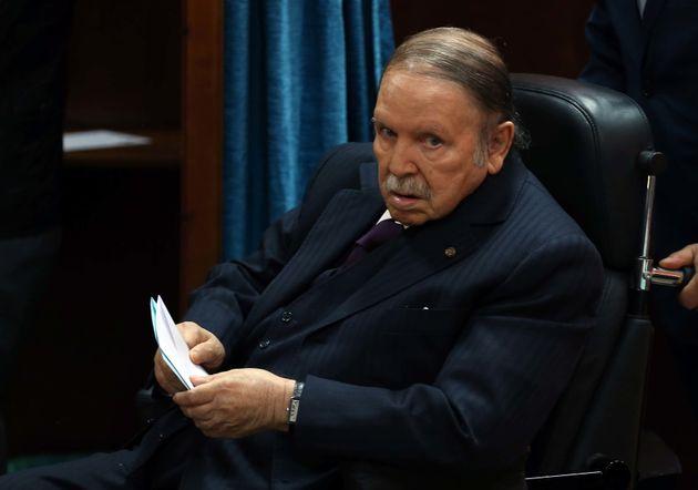 Algérie: l'ex-président Abdelaziz Bouteflika est mort