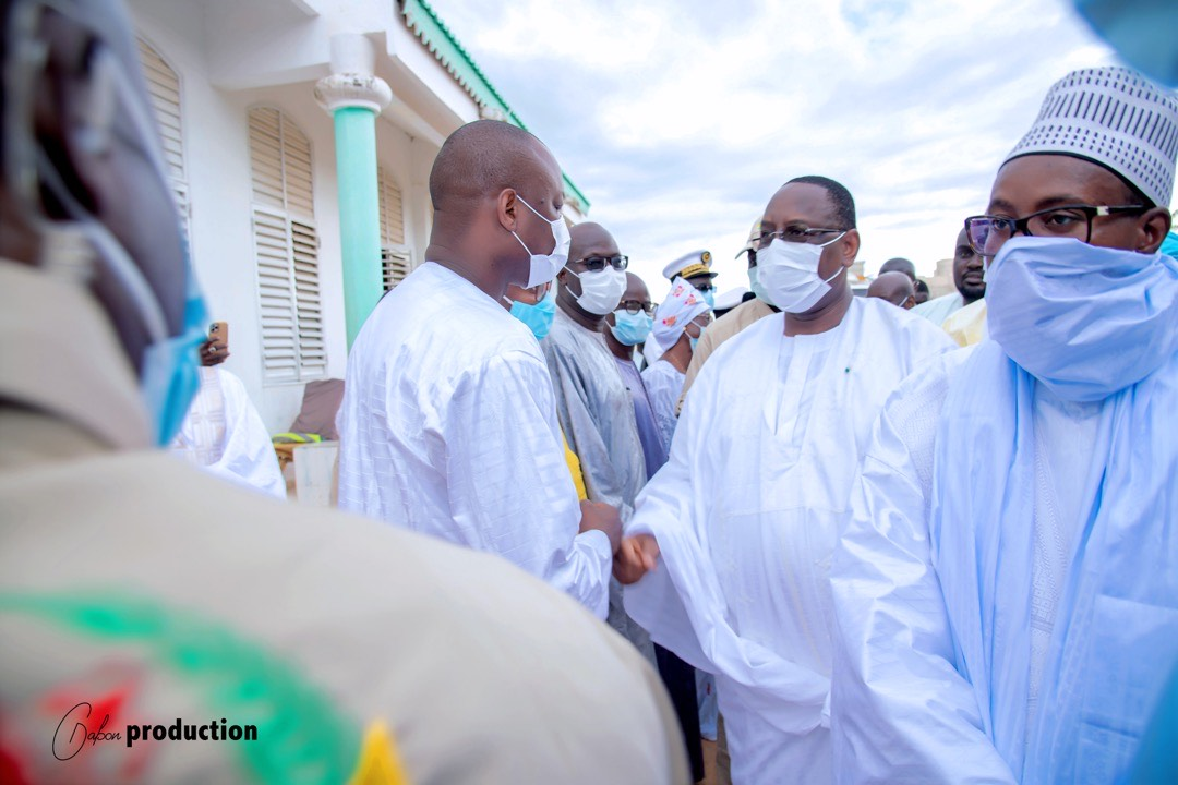 (PHOTOS) TOUBA - MOUSSA THIOUNE : « La logique voudrait, désormais, que le Président Macky Sall ne perde plus d'élections à Touba »