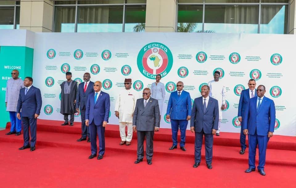 Intriguée par le Mali et la Guinée : La CEDEAO face à une inévitable introspection.