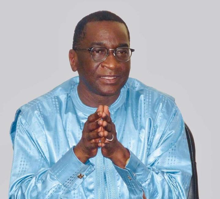 Investi candidat par les jeunes de Podor, Mamadou Racine Sy appelle à de larges concertations...
