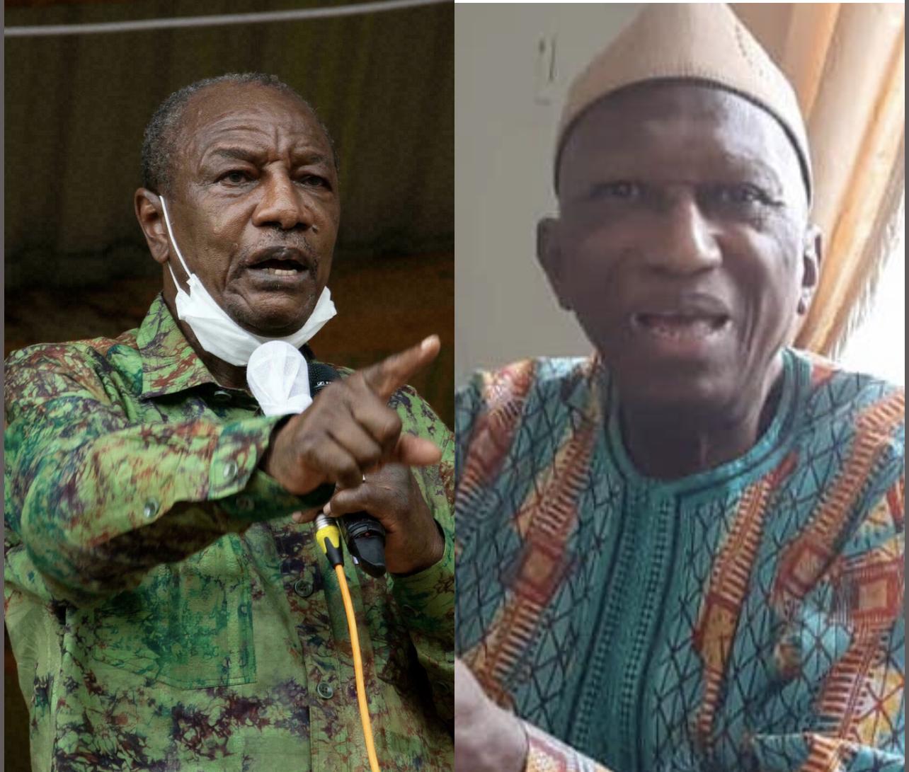 Guinée : un ancien ministre se déclare en faveur de l'application du droit contre Alpha Condé.