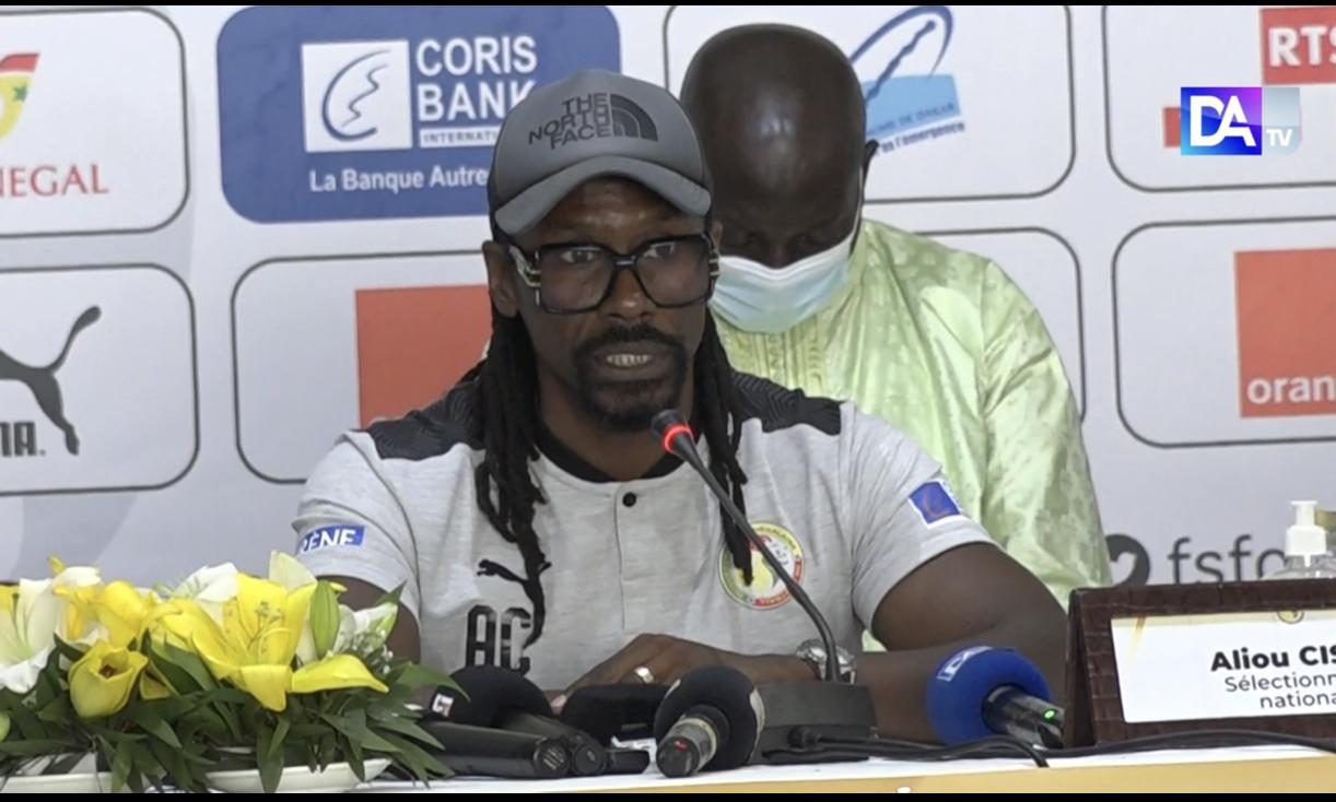 Mondial 2022 / 3e et 4e journées des éliminatoires : Aliou Cissé présente sa liste de joueurs le 01 octobre...