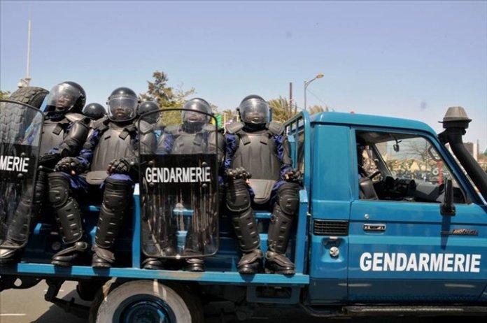 Couverture sécuritaire du Magal : 1710 gendarmes, 115 véhicules et 75 motos déployés.