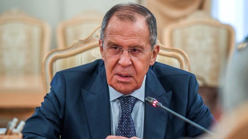 Lutte contre le terrorisme : Serguei Lavrov confirme les négociations entre le Mali et une compagnie de sécurité privée russe.