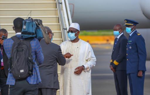 76 eme Assemblée Générale de l'ONU : le Chef de l'Etat Macky Sall est de retour à Dakar