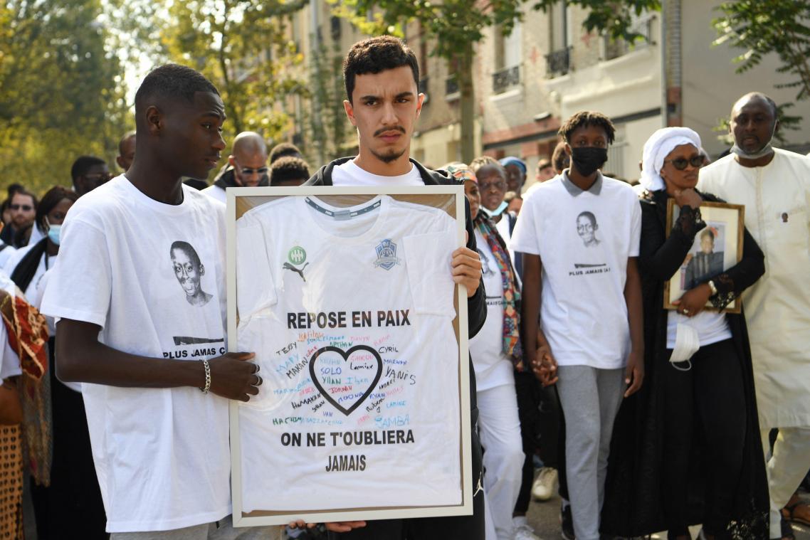 Recrudescence des meurtres de rivalités : Bagnolet rend hommage au jeune Ibrahima Kandji et crie « ça suffit »
