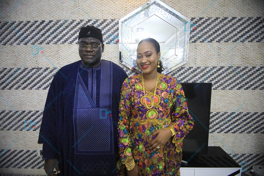 Magal 2021 : Les Images du Magal Chez Sokhna Assiétou Bass Khadim Awa Ba Mbacké à Gouye Mbinda