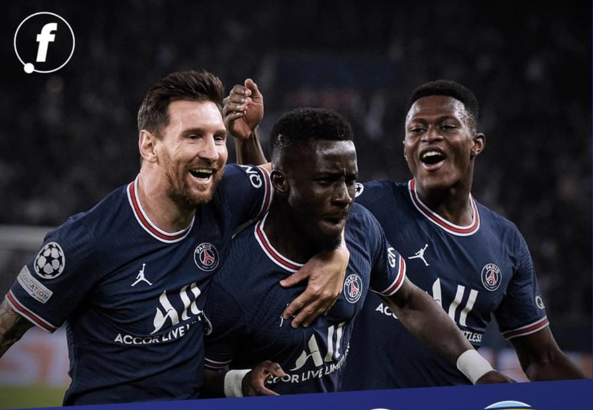 LIGUE DES CHAMPIONS : Gana Guèye et Messi offrent la victoire au PSG face au Man City…