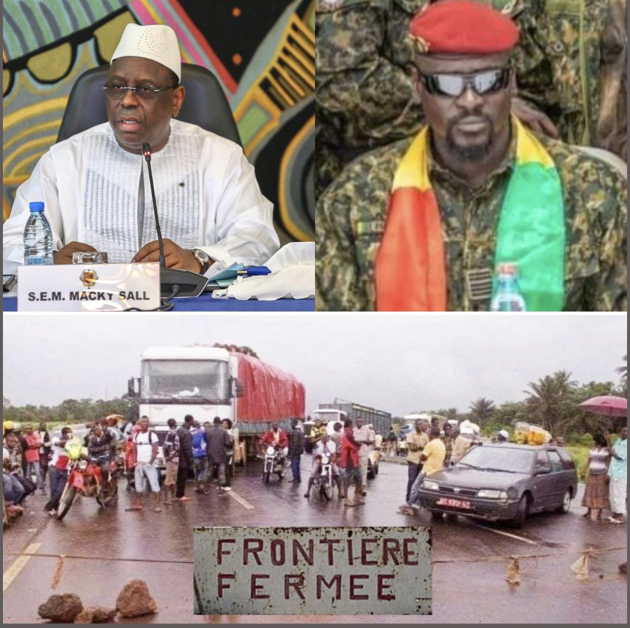 Frontière Sénégal-Guinée : réouverture effective ce mercredi au soulagement des deux communautés.