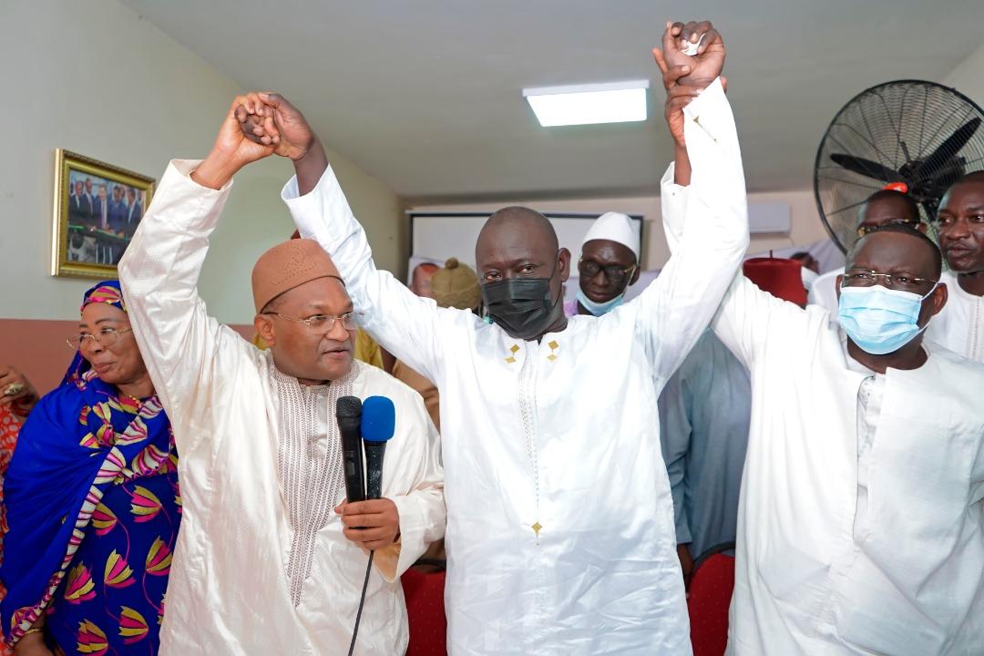 Tivaouane : Abdou Ndéné Sall soutient Mamadou Sy Mbengue pour la mairie et vise le Conseil départemental