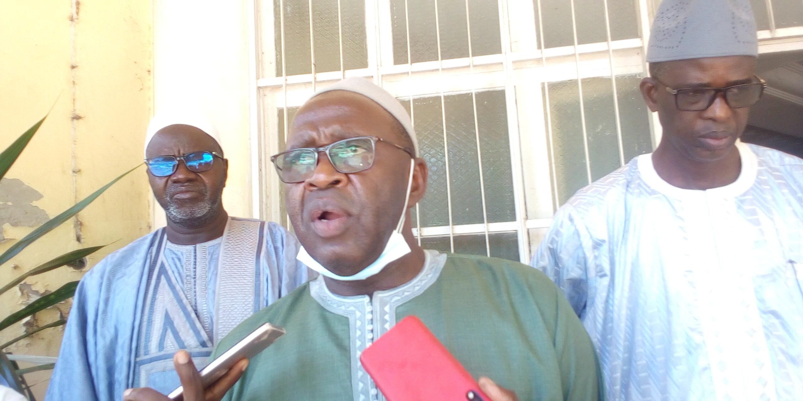 Alseny Ba (1er vice-président du Conseil départemental de Kolda) : « Le cas de l'université nous préoccupe beaucoup car elle ne se termine pas… Nos enfants sont en train d'abandonner les études dans les autres… »
